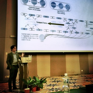 Paper presentation by QN